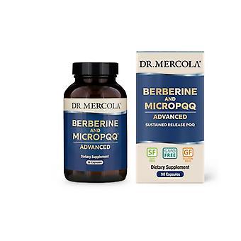 Berberine & MicroPQQ Advanced (90 capsules)-Dr Mercola