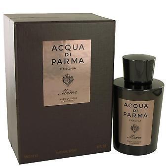 Acqua Di Parma Colonia Mirra Eau De Cologne Concentree Spray przez Acqua Di Parma 6 uncji Eau De Cologne Concentree Spray