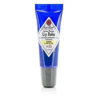 Intense therapy lip balm spf 25 with lemon & shea butter 208116 7g/0.25oz