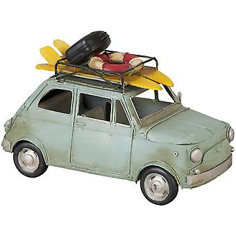 Model car Fiat 500 with Imperial