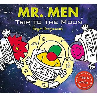Mr Men - Trip to the Moon by Adam Hargreaves - 9781405294355 Book