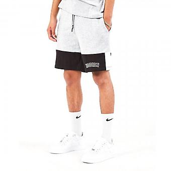 Hoodrich OG Panel V2 Jog Shorts Grey