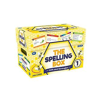 The Spelling Box 1 - Skills and Strategies by Prim-Ed Publishing - 978