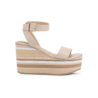 Guess - shoes - wedge pumps - FL6RMD_FAL03_RAMADA_BLUSH - ladies - tan - 40
