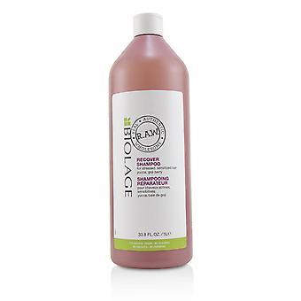 Biolage r.a.w. recover shampoo (for stressed, sensitized hair) 222770 1000ml/33.8oz