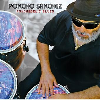 Poncho Sanchez - Psychedelic Blues [CD] USA import
