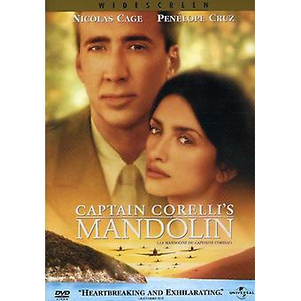 Captain Corellis Mandoline [DVD] USA importieren