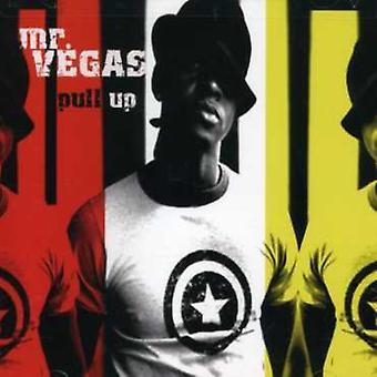 Mr. Vegas - Pull Up [CD] USA import