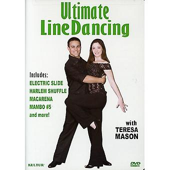 Ultimate Line Dancing [DVD] USA import