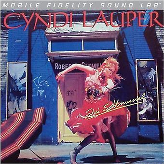 Cyndi Lauper - She's So Unusual [Vinyl] USA import