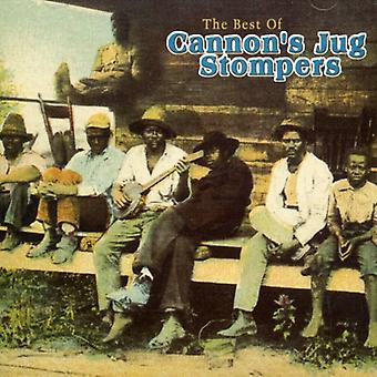 Cannon's Jug Stomp - Best of Cannon's Jug Stompers [CD] USA import