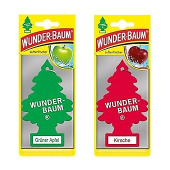 Geurende Wunder-Baum (Apple + Cherry) 2-Pack