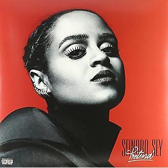 Seinabo Sey - Pretend [Vinyl] USA import