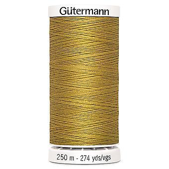 Gutermann Sy-all 100% Polyester tråd 250m hånd og maskine - 968