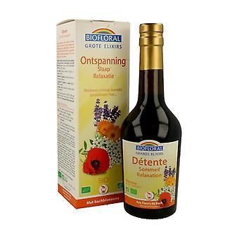 Elixir Relaxation, Sleep, Organic Relaxation 375 ml