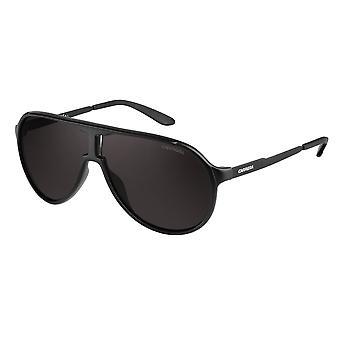 Carrera New Champion GUY/NR Black-Shiny Matte/Brown-Grey Sunglasses