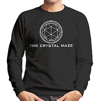 The Crystal Maze Basic Logo Men's Sweatshirt