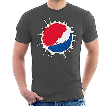 T-shirt uomo Logo Pepsi Splash
