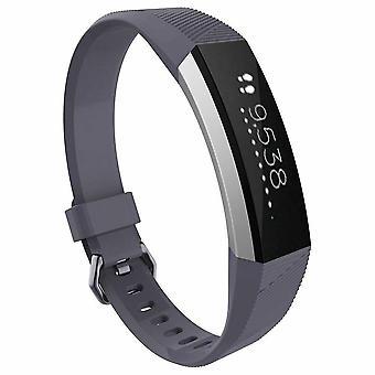 Ersatz Band Silikon Band Armband für Fitbit Ace Kids / Alta / Alta HR[Small Fits Handgelenk 5.5