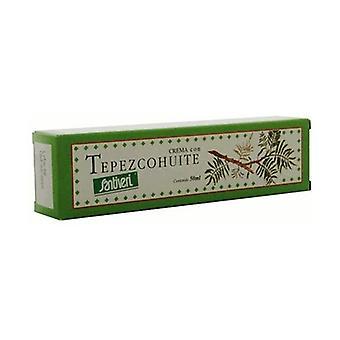 Tepezcohuite Burn Cream 50 g