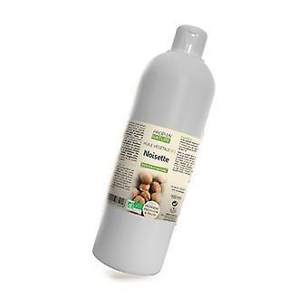 Organic Hazelnut Vegetable Oil 500 ml of essential oil