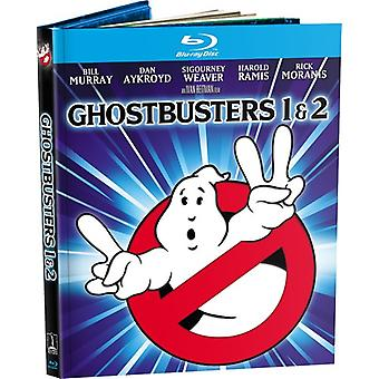 Ghostbusters/Ghostbusters II (4K-masterizzato) [BLU-RAY] USA importare