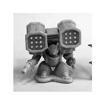 Reaper Miniatures Bones Chronoscope 80085 Space Mousling Heavy