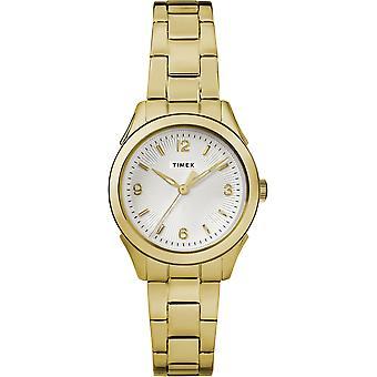 TW2R91400, City Torrington Timex Style Ladies Watch / Argent