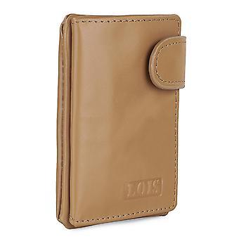 Cloud Unisex läder plånbok