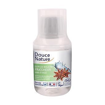 ORGANIC star anise freshness mouthwash 100 ml