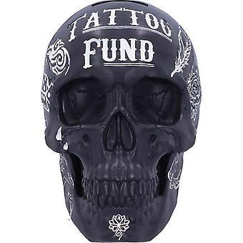 Nemesis - fundo de tatuagem - caixa de dinheiro preta