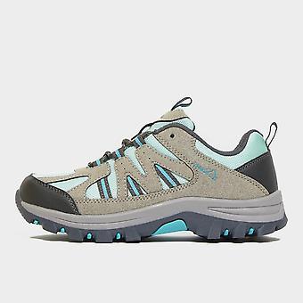 Freedom Trail Kids' Buxton Walking Shoe Grey