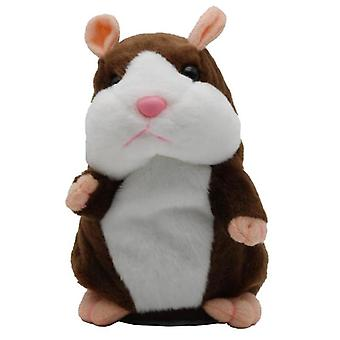 15cm niedlich sprechen Hamster Maus gefüllt Plüsch Tier Puppe Sound Record Repeat