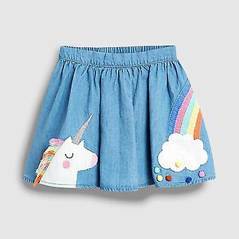 Little 2-7 Years's Summer Skirts, Or Tops (Facultatif)