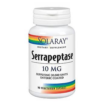 ソラサイ セラペプターゼ, 10 mg, 90 キャップ