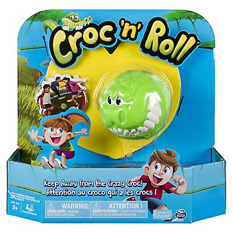 Spin master - croc 'n' roll - family fun game