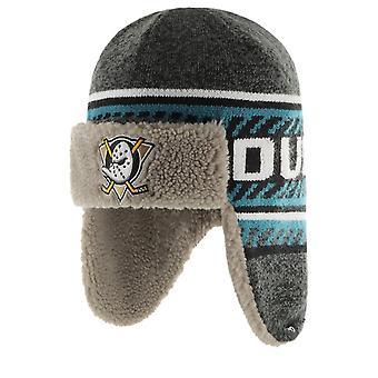 47 Brand Winter Hat ICE TRAPPER - Anaheim Ducks