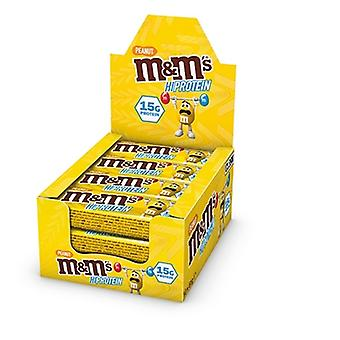 Mars M&M's Protein Chocolate Bar 12 x 51 gr