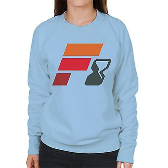 Fast and Furious F8 Abstract Logo Women's Sweatshirt