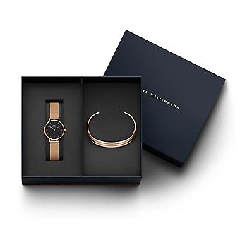 Daniel Wellington DW00500980 Classic Melrose Watch And Bracelet Giftset