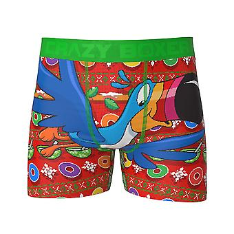 Froot Loops HolidayThemed Boxer Slips