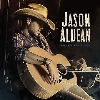 Jason Aldean - Rearview Town [CD] USA import