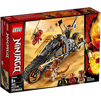 LEGO 70672 Cole ' s dirt bike