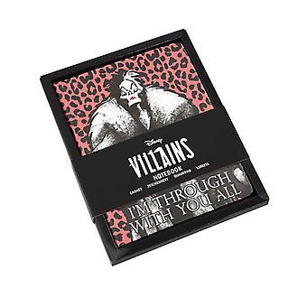Cruella de Vil Notebook Through kanssasi Kaikki uusi virallinen Funko