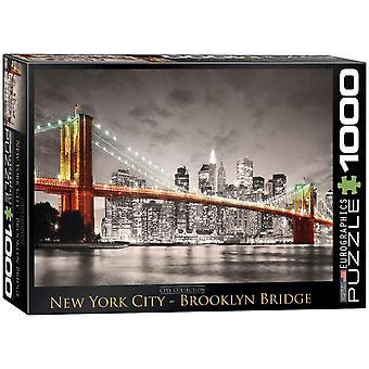 Eurographics - new york city brooklyn bridge