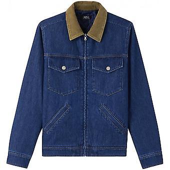 A.p.c Apc Denim Jacket