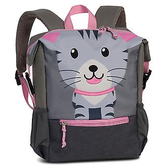 Fabrizio Kids Save The Planet Backpack 32 cm, Gris