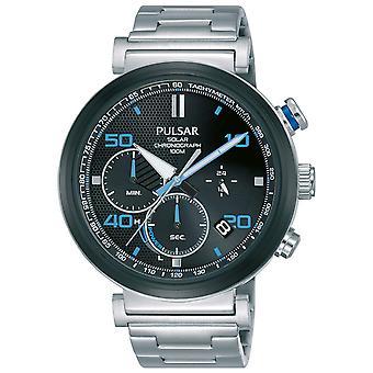 Reloj de hombre Pulsar PZ5065X1, Cuarzo, 44mm, 10ATM