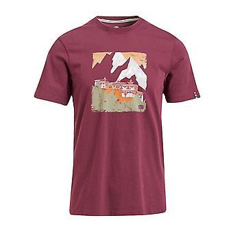 Sherpa Men's Mandir T-Shirt Red