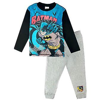 Lapset's DC Sarjakuvat Batman Character Pyjama Set